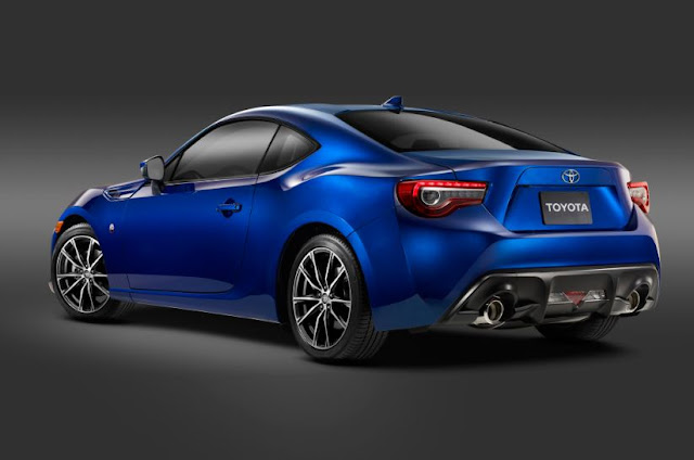 2017 latest Toyota 86 review