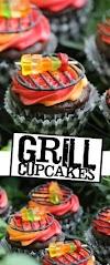 Grill Cupcakes Recipe