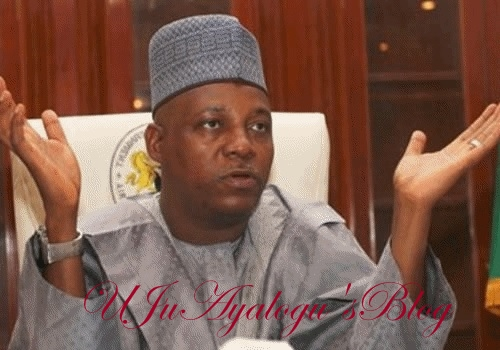 Stop stealing -Shettima advice  governors