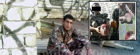 Decapitan a soldado armenio y lo muestran en video