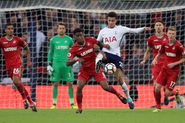 Prediksi Swansea vs Tottenham Hotspur Liga Inggris