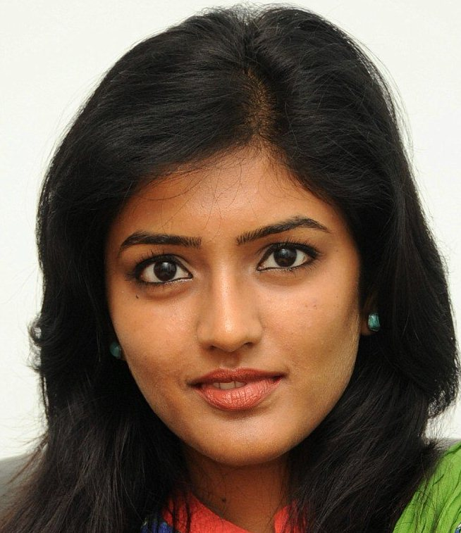 Beautiful Telugu Girl Eesha Rebba Smiling Face Close Up Stills