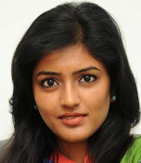 Beautiful Telugu Girl Eesha Rebba Smiling Face Close Up Stills (5)