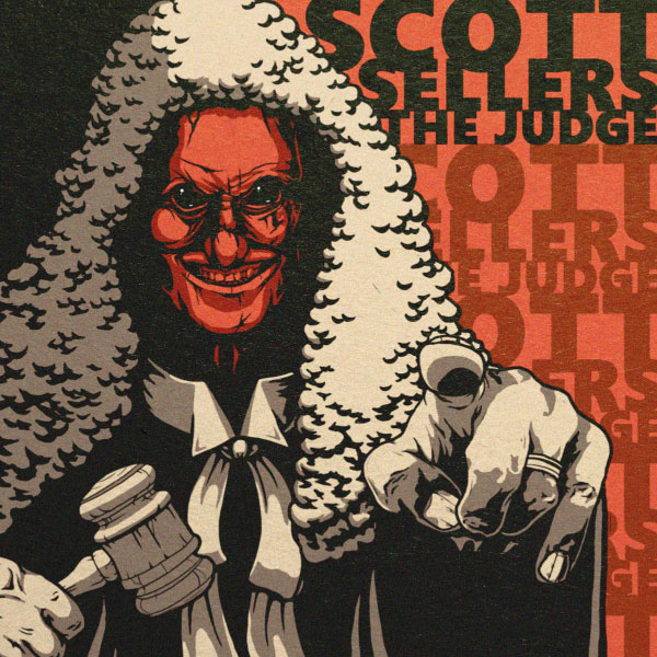 "Scott Sellers (Rufio) stream new album ""The Judge"""