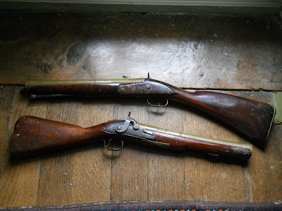 civil war firearms