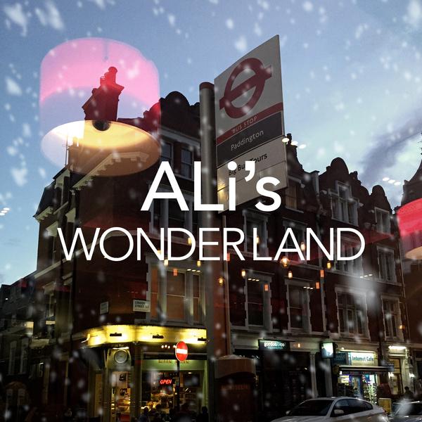 ALi – ALi's WONDERLAND – Single