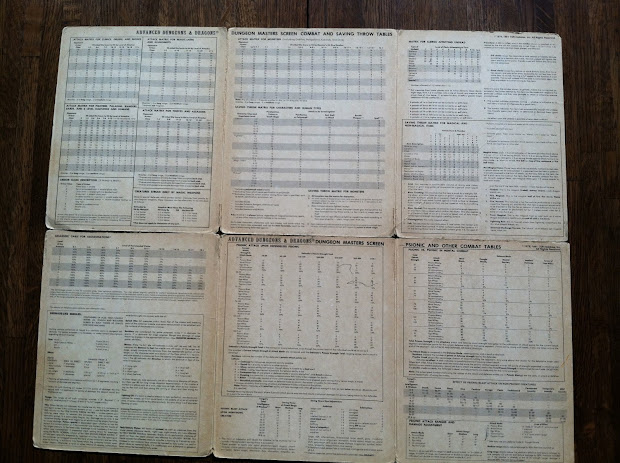 Dungeons And Dragons 3 5 Dm Screen - Year of Clean Water