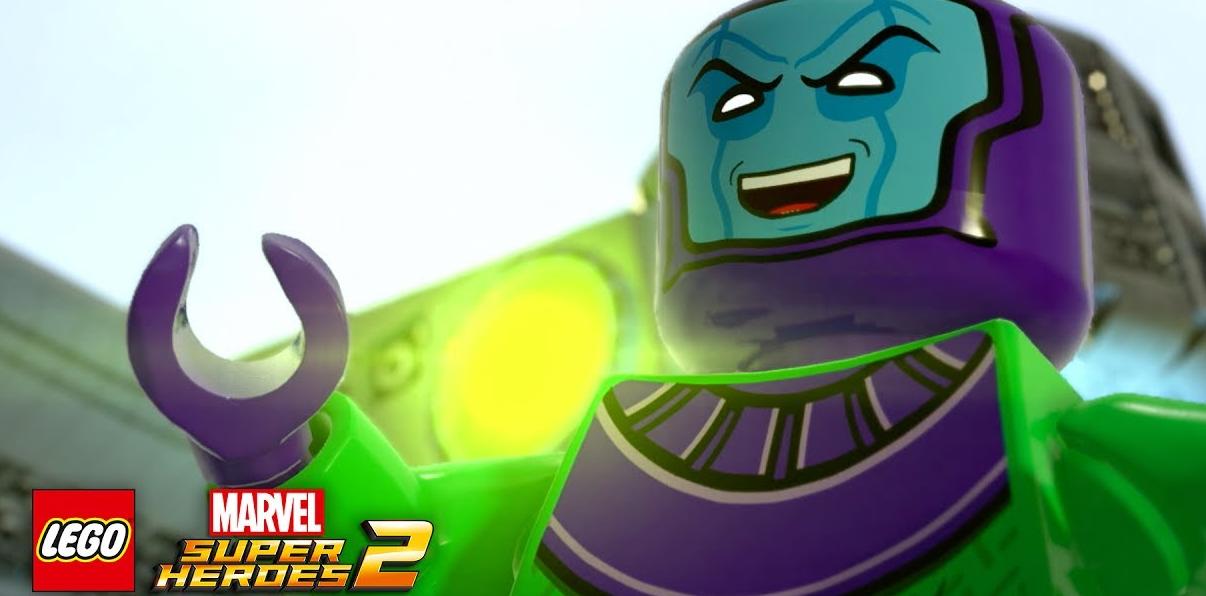 LEGO Marvel Super Heroes 2 nos presenta a su villano Kang en un nuevo vídeo