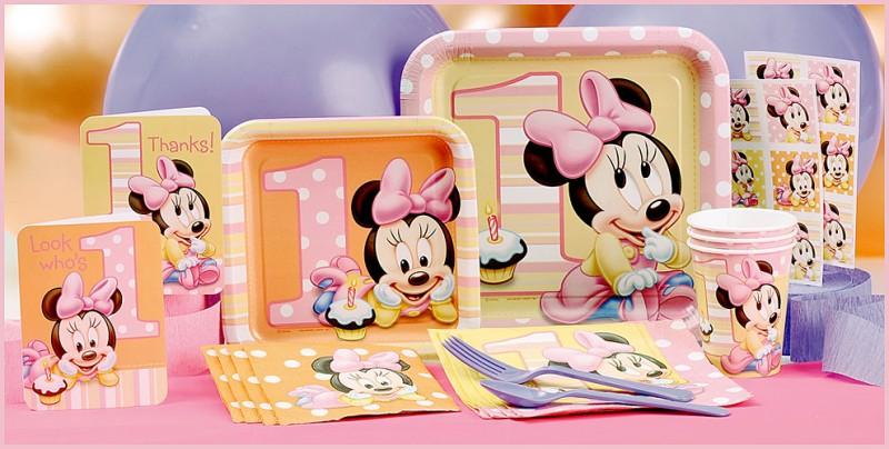 Minnie Mouse Taart Meisje 1e Verjaardag Alexandra S Droomtaartjes