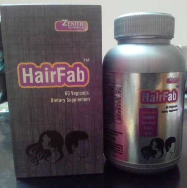 Zenith HairFab Capsules Review