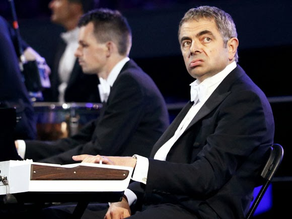 Rowan Atkinson aka Mr Bean converts to Islam