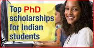 PhD Scholarships 2016
