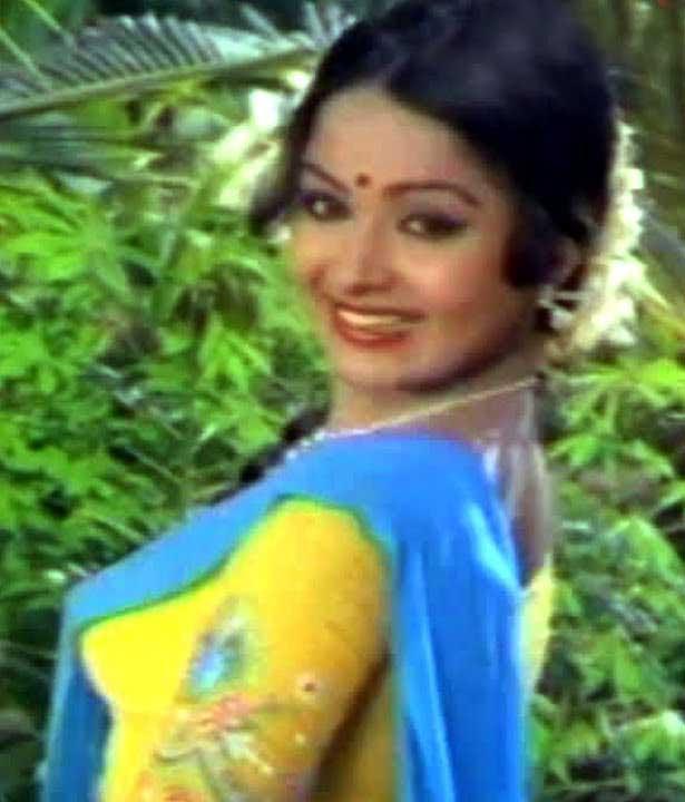 P.Susheela: P.Susheela Sings To Actress Radha