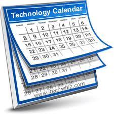Technology Conferences, Events, Shows and Expos Schedule 2014