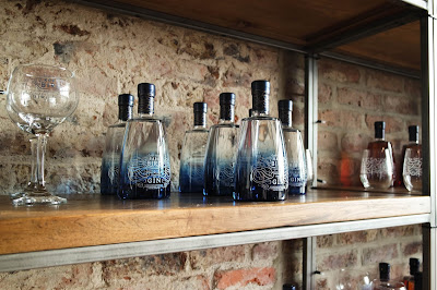 Brewtown Gin Tour TypeWriterTeeth Blog Rare Bird Distillery
