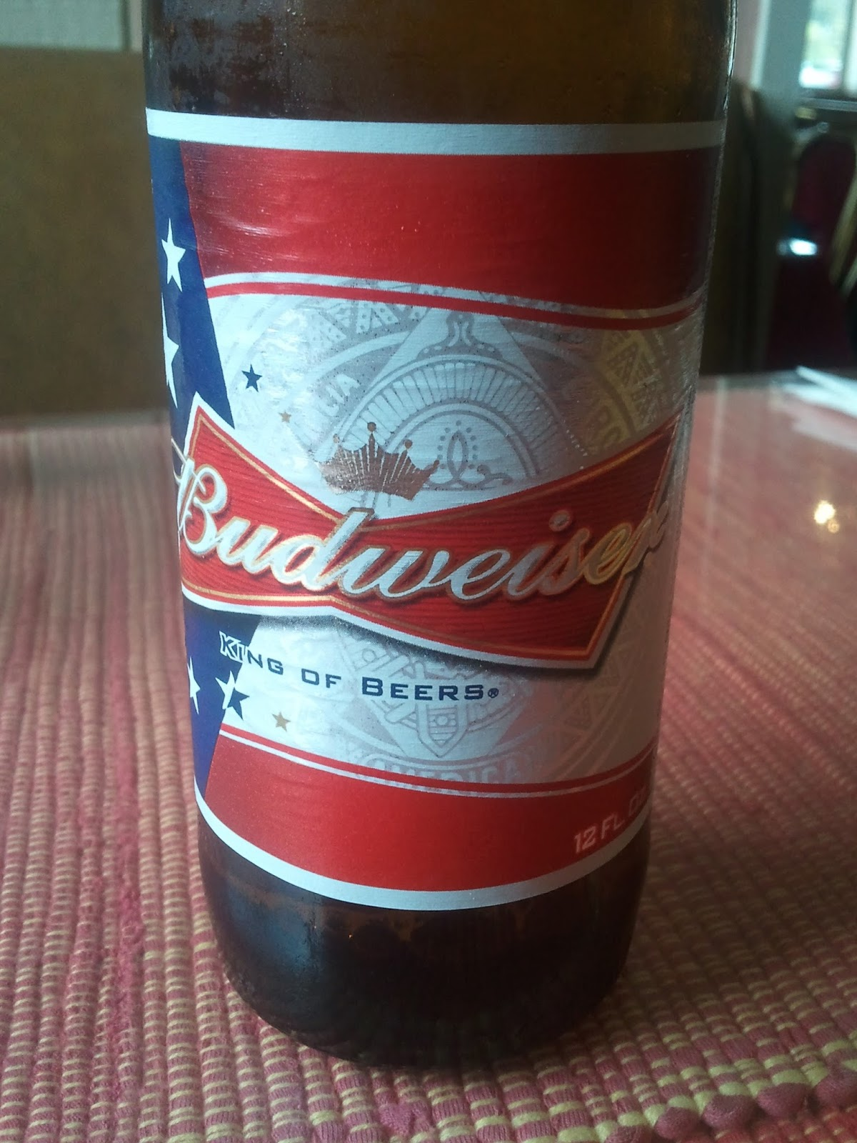 Amerikanische Budweiser