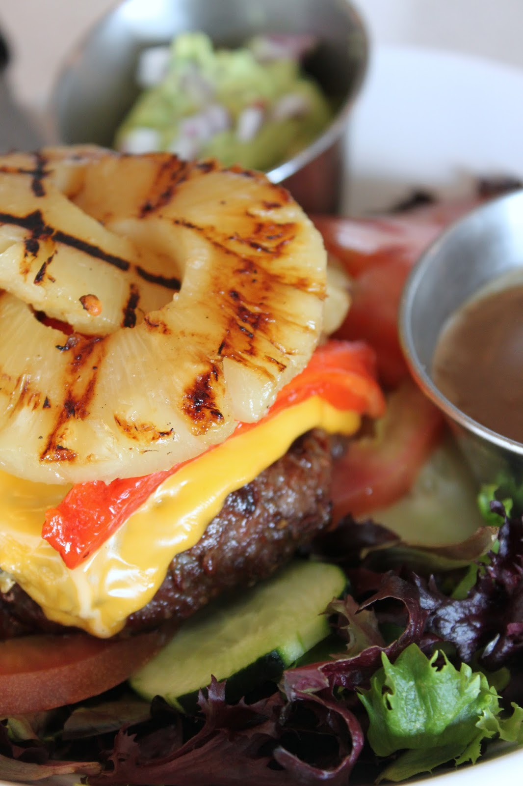 Specialized Burger - Plated Dish - Point of Interest