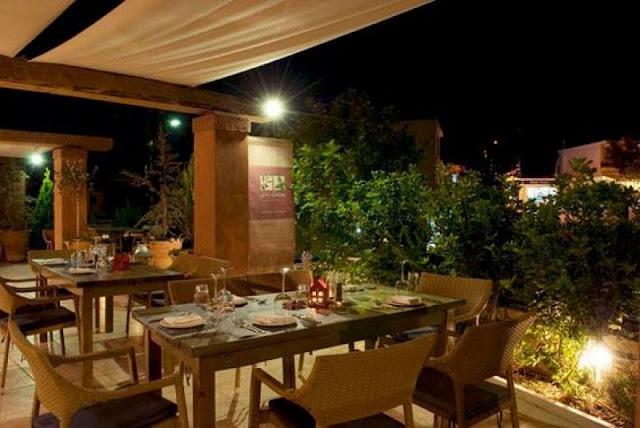 Restaurante Elia & Diosmos, Creta
