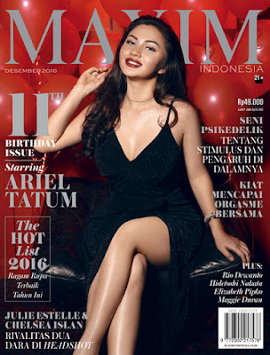 Foto Ariel Tatum di Majalah Dewasa
