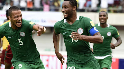 Sport: Super Eagles stun Cameroon 4-0 in Russia 2018 World Cup qualifier