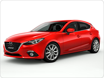 Rack Outfitters: New 2014 Mazda 3 Sedan and Hatchback