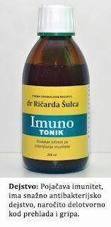 Imuno tonik (tinktura za imunitet)