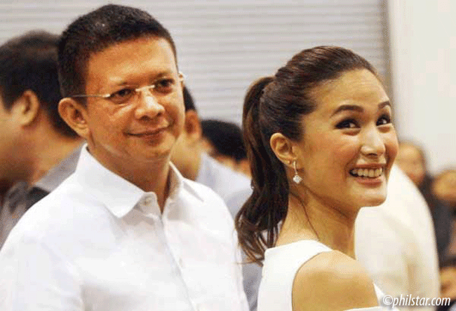 Is Heart and Chiz getting married on 2014?