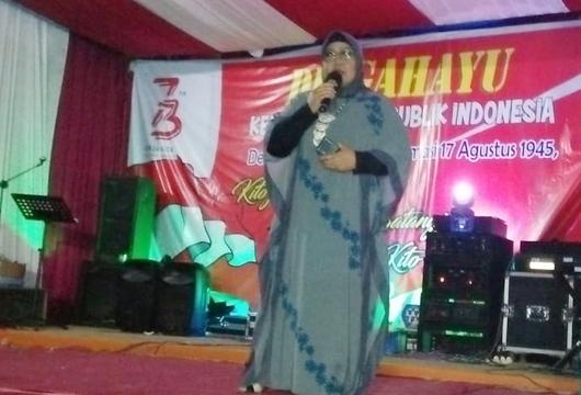 Ketua DPRD Kota Padang Ajak Warga Wujudkan Pileg dan Pilpres Badunsanak
