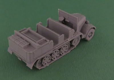 Sd.Kfz 7 halftrack picture 3