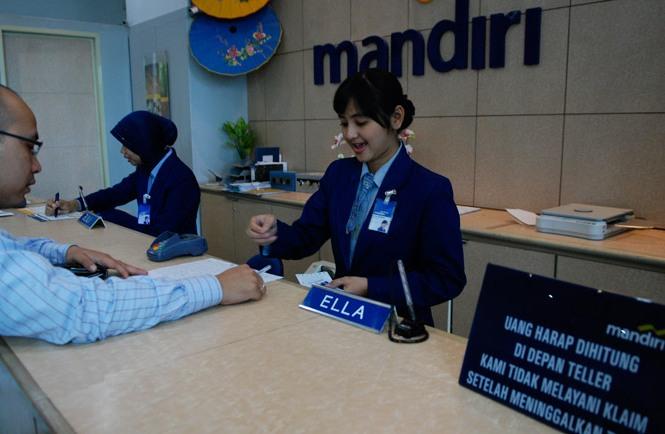 Informasi Lowongan Kerja Online BANK MANDIRI untuk Lulusan S1/S2