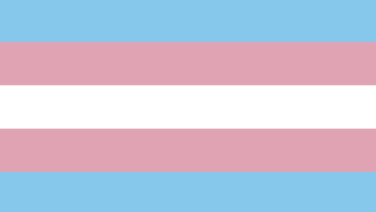The Transitioners Primer Symbols Of Pride The Transgender Flag