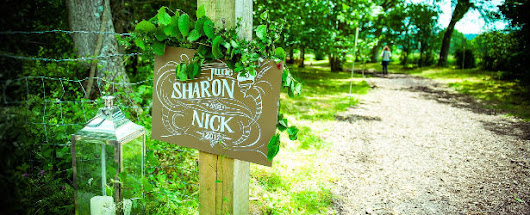 Sharon & Nick's Handfasting, Festival Wedding