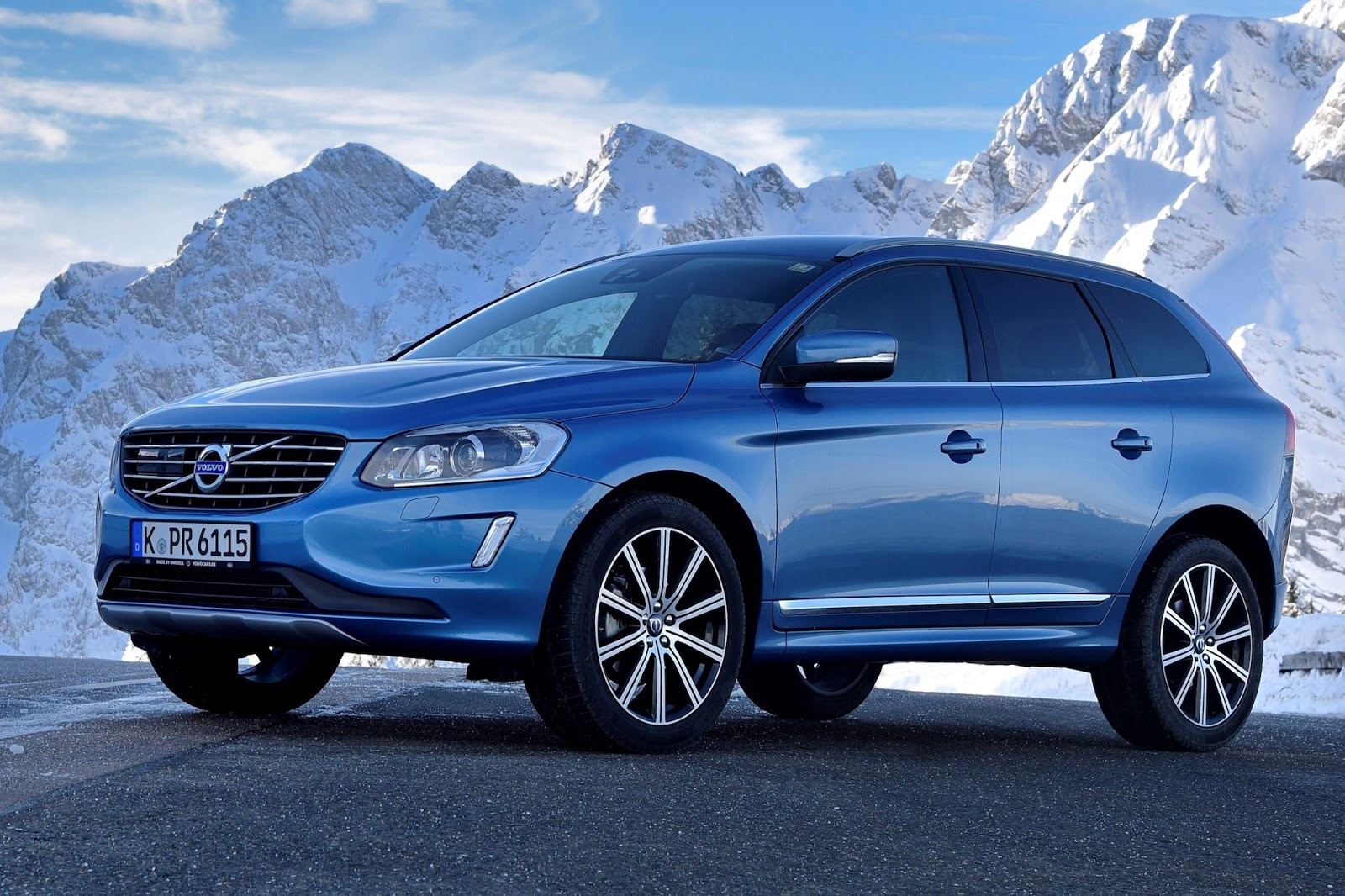 irish car travel magazine review volvo xc60. Black Bedroom Furniture Sets. Home Design Ideas