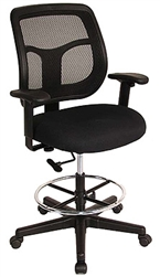 Apollo Drafting Chair by Eurotech Seating