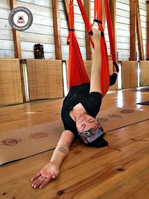 aeroyoga, yoga, aerial yoga, air yoga, fly, flying, gravity, hammock, trapeze, teacher training, online, anti, age, body, soul, rafael martinez, diploma, yoga alliance