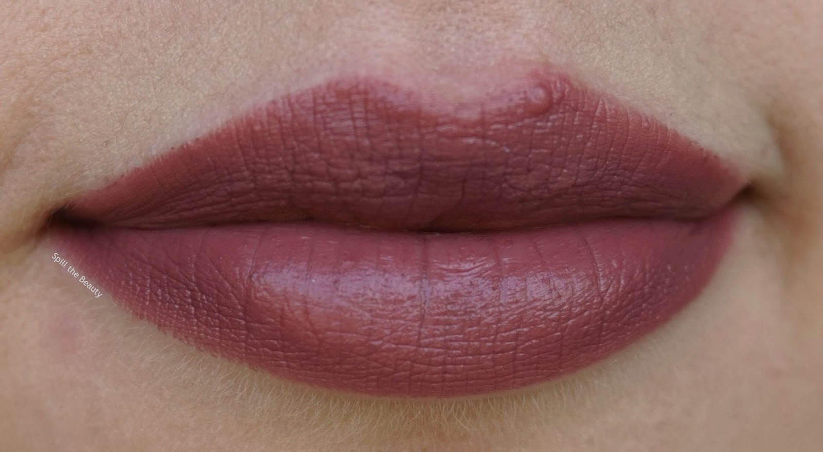 MAC Vibe Tribe Lipstick Hot Chocolate Review Swatches