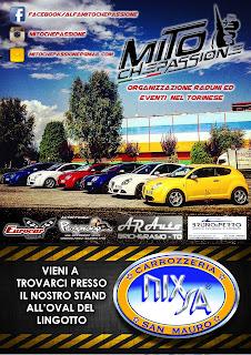Club MiTo Che Passione - Automotoretrò 2016
