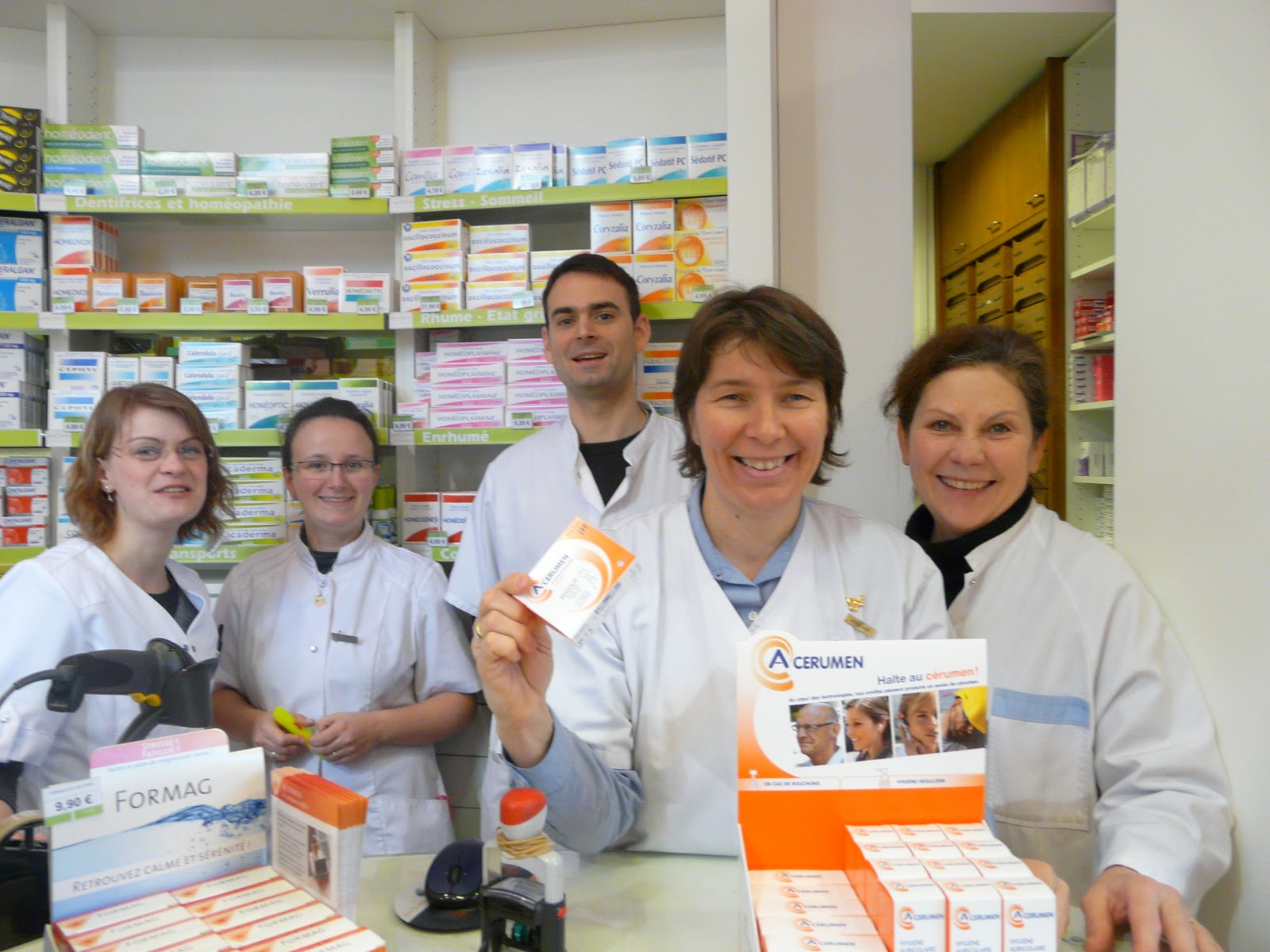 Conclusion Stage En Pharmacie