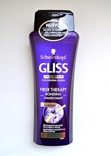 Gliss Fiber Therapy Champú