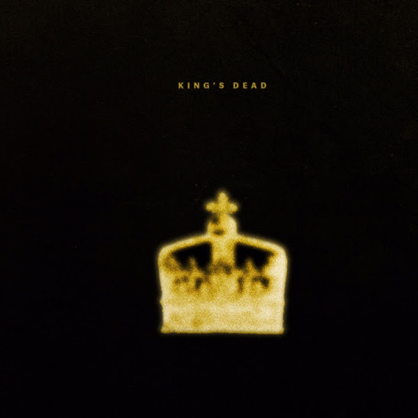 Jay Rock, Kendrick Lamar, Future & James Blake - King's Dead - Single Cover
