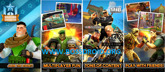 Download Game Respawnables v4.7.1 Apk Mod Unlimited Money & Gold Terbaru