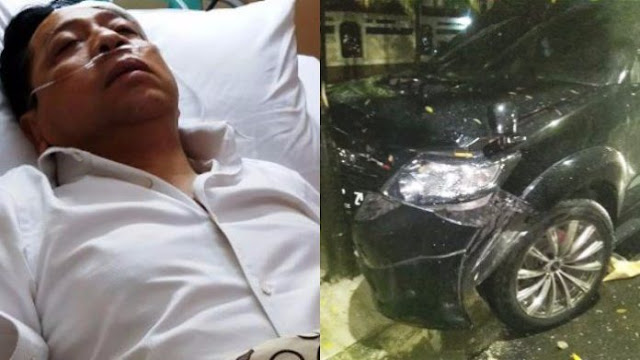 Wow, Ternyata Begini Skenario Kecelakaan Novanto Hingga Libatkan Pengacara dan Dokter