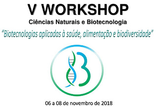 UFCG sediará V Workshop de Ciências Naturais e Biotecnologia em Cuité