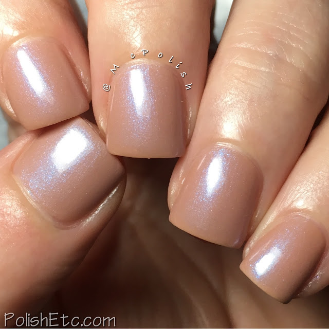 Native War Paints - Nude Attitude Collection - McPolish - Naked