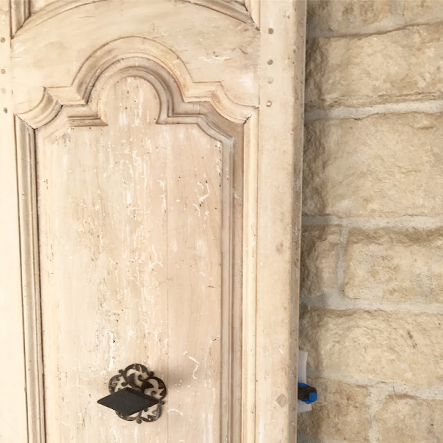 image result for close-up of wood door Chateau Domingue in Malibu Mediterranean Modern Farmhouse Giannetti Home