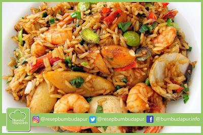 Resep Bumbu Nasi Goreng Seafood
