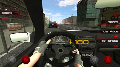 Highway Car Drive v1.0 (Apk Mod) Android Terbaru
