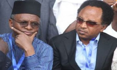 My suspension is as useless as the used sanitary pads in the toilets of your house – Shehu Sani blasts El-Rufai