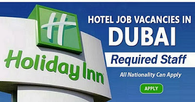 New Jobs At Holiday Inn Hotel Dubai