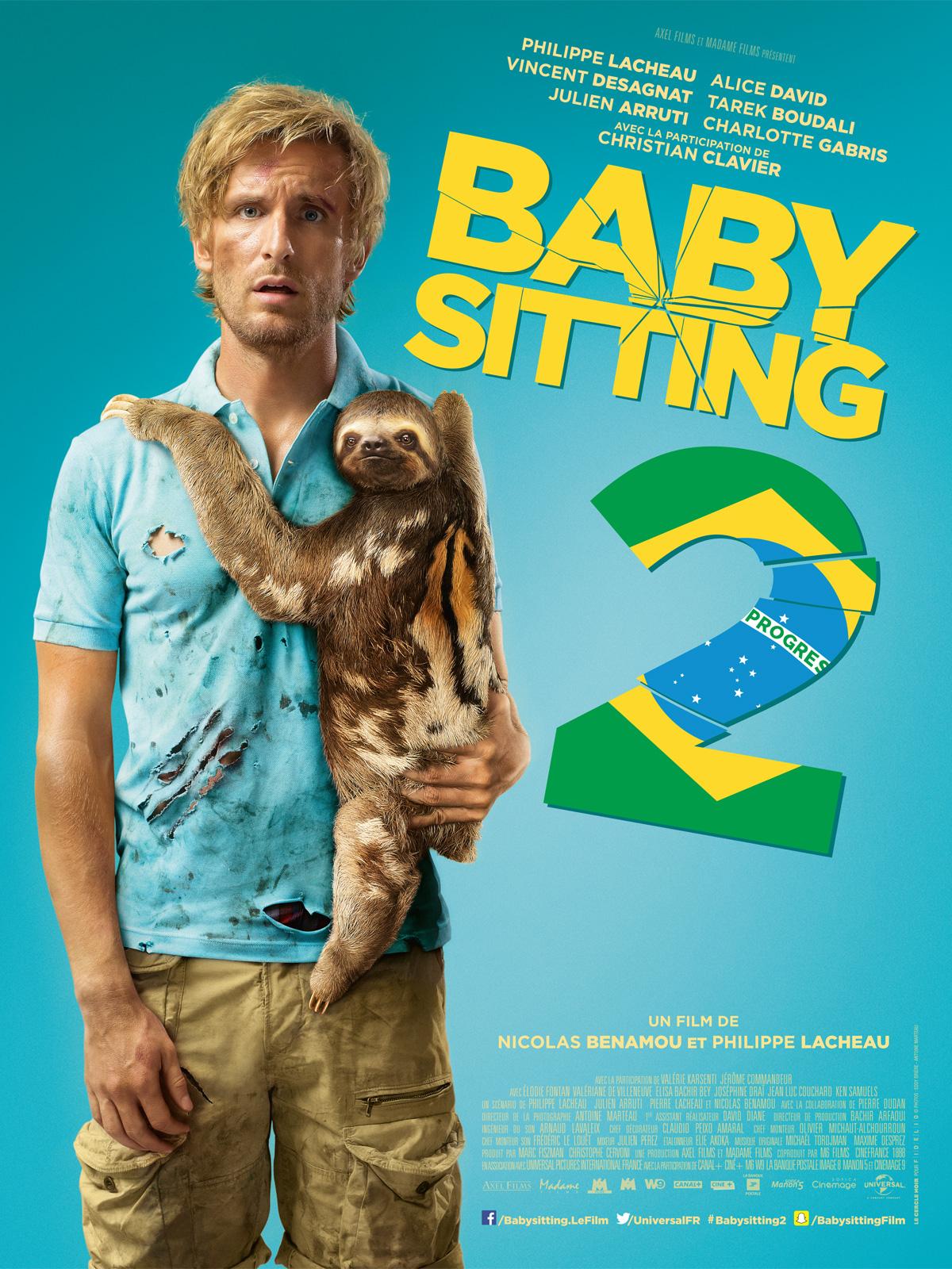 Babysitting 2 [Todos Para Sul]